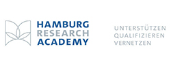 Logo der Hamburg Research Academy